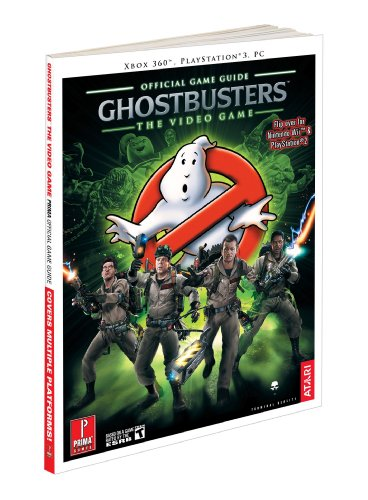 9780761560548: Ghostbusters Official Game Guide