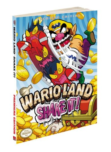 9780761561132: Wario Land Shake It!: Prima Official Game Guide (Prima Official Game Guides)
