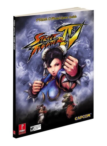 9780761561347: Street Fighter IV: Prima Official Game Guide (Prima Official Game Guides)