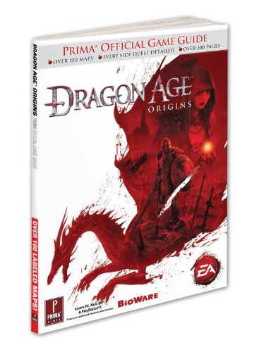 9780761561422: Dragon Age: Origins: Official Game Guide