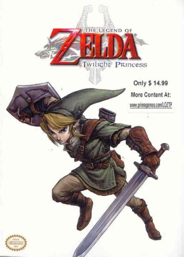9780761561590: The Legend of Zelda: Twilight Princess (Prima Official Game Guides)