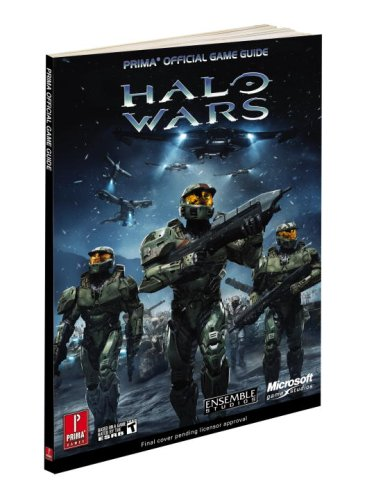 9780761561811: Halo Wars: Prima Official Game Guide (Prima Official Game Guides)