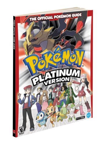 Pokemon Platinum Version: The Official Pokemon Guide 9780761562085 Welcome back to the Sinnoh region—where there are even more mysteries and challenges to unlock! · We take you back to Sinnoh in the Official Pokémon Platinum Strategy Guide, with detailed walkthroughs, game play tips, and places of interest! · Explore the new Battle Frontier, and check out our detailed strategies for beating the new Frontier Brains. · A fully-loaded, all-inclusive Pokédex completes this all-in-one strategy guide, with information on moves, locations, and data for all Sinnoh Pokémon. · A separate bonus Pokédex includes annotated data on all 492 Pokémon in the National Pokédex.