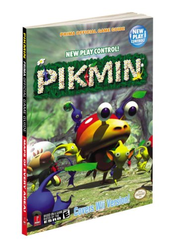 Pikmin: Prima Official Game Guide (Prima Official Game Guides): David Hodgson
