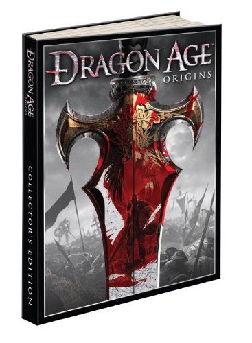 Dragon Age: Origins Collector's Edition: Prima Official Game Guide