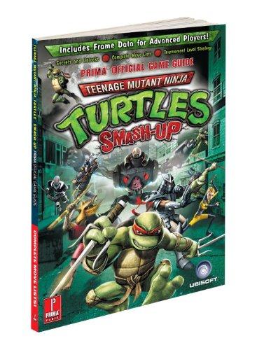 9780761562542: Teenage Mutant Ninja Turtles Smash-Up: Prima Official Game Guide (Prima Official Game Guides)