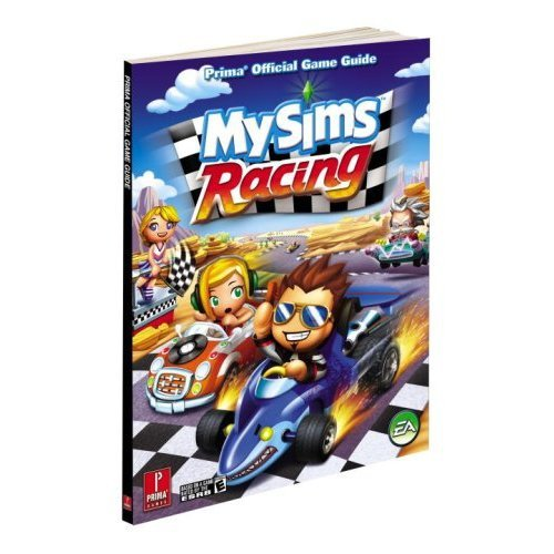 MySims Racing: Prima Official Game Guide (Prima Official Game Guides): Prima Games