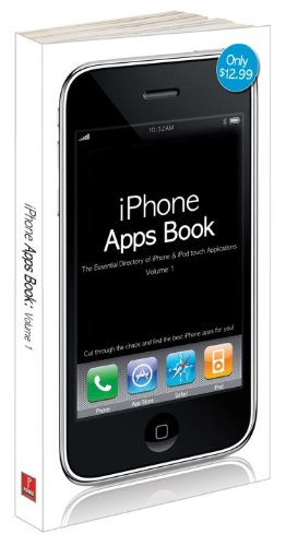 iPhone Apps Book: The Essential Directory of iPod touch Applications, volume 1