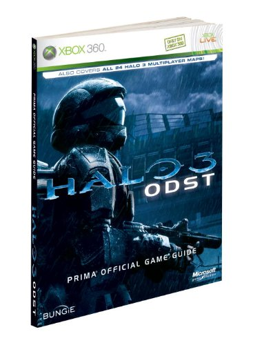 9780761562887: Halo 3 ODST: Prima Official Game Guide (Prima Official Game Guides)