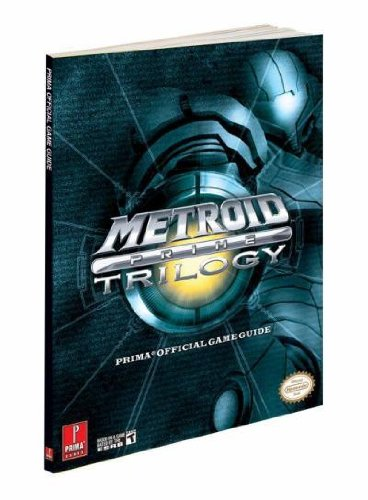 9780761563228: Metroid Prime Trilogy (Wii): Prima Official Game Guide (Prima Official Game Guides)