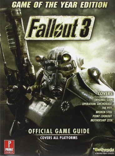 9780761563273: Fallout 3 Game of the Year Edition: Prima Official Game Guide