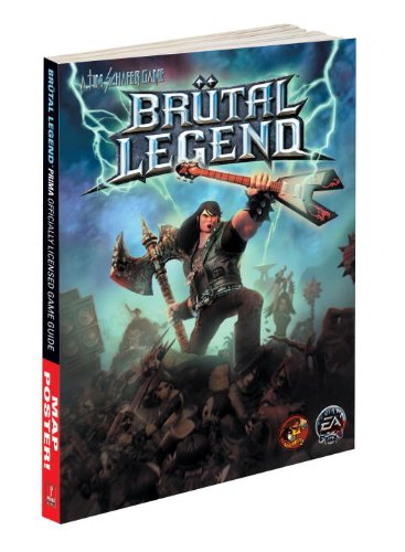 9780761563280: Brutal Legend: Prima Official Game Guide (Prima Official Game Guides)