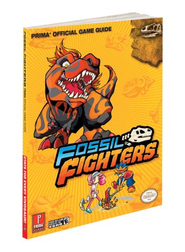 9780761563341: Fossil Fighters: Prima Official Game Guide