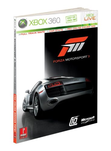 9780761563389: Forza Motorsport 3 Official Game Guide