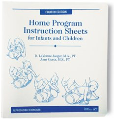 9780761641339: Home Program Instruction Sheets for Infants and Children: Reproducible Exercises