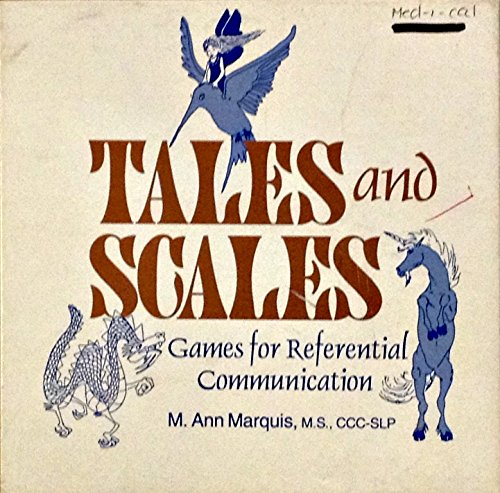 9780761671831: Marquis Tales and Scales
