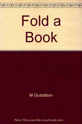 9780761677550: Fold a Book: Individualized Storybooks for Language Development