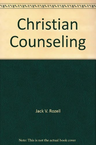 9780761703907: Christian Counseling