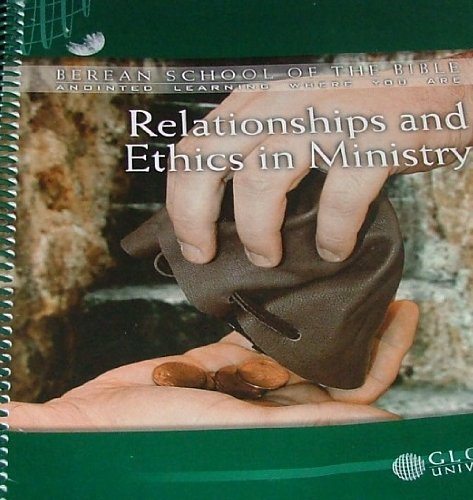 9780761709008: Relationships and Ethics in Ministry