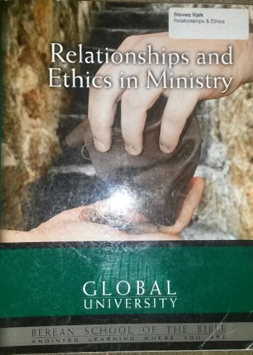 9780761714606: Relationships and Ethics in Ministry