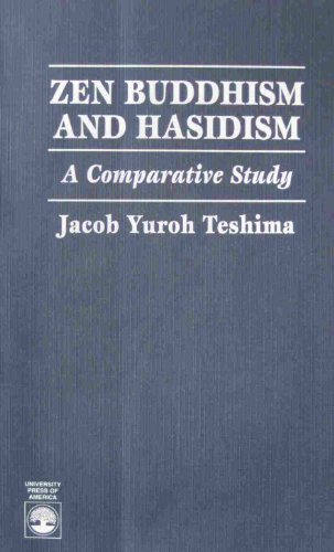 9780761800040: Zen Buddhism and Hasidism: A Comparative Study
