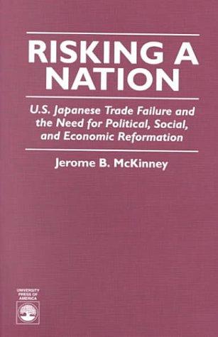 Risking A Nation: Jerome B. McKinney