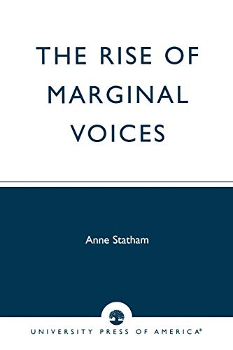 9780761804451: The Rise of Marginal Voices: Gender Balance in the Workplace