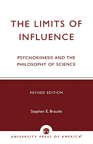 9780761806240: The Limits of Influence: Psychokinesis and the Philosophy of Science