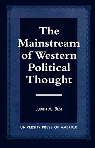 9780761807704: The Mainstream of Western Political Thought