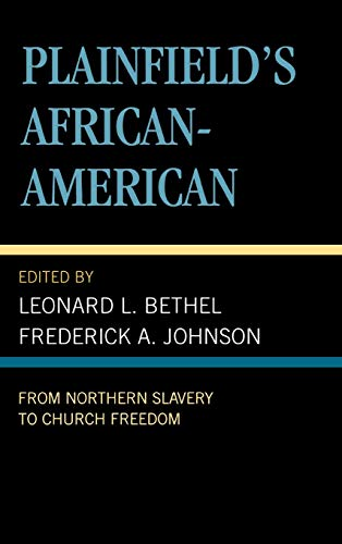 9780761808480: Plainfield's African-American: From Northern Slavery to Church Freedom