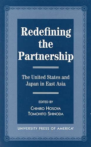 Redefining the Partnership: Chihiro Hosoya; Tomohito
