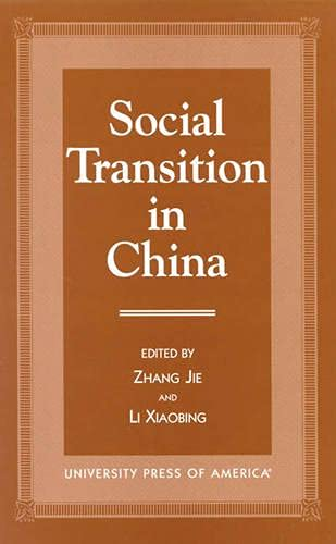 Social Transition in China: Zhang Jie; Li
