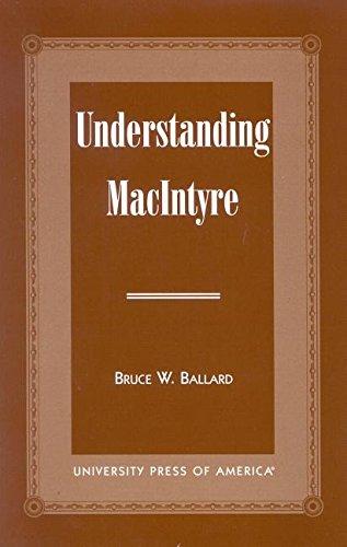 9780761815617: Understanding MacIntyre
