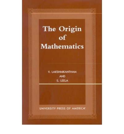 9780761817369: The Origins of Mathematics