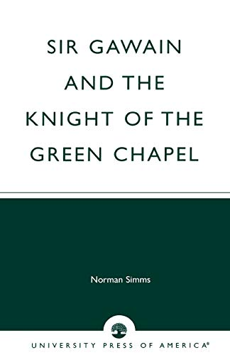 9780761821519: Sir Gawain and the Knight of the Green Chapel