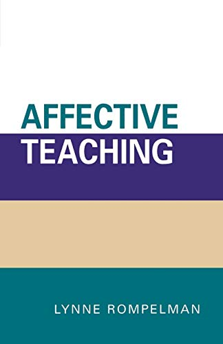 9780761822684: Affective Teaching