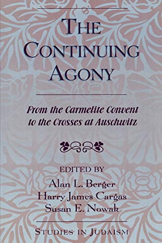 The Continuing Agon[y]: Alan L. Berger