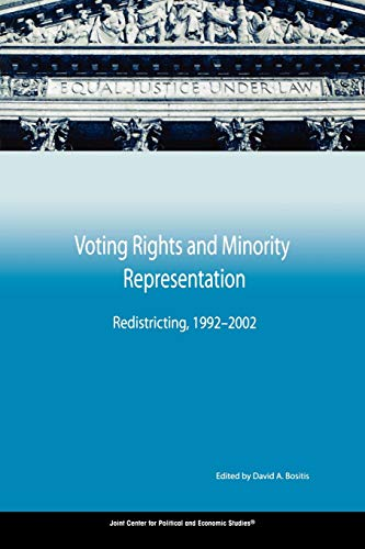 9780761830436: Voting Rights and Minority Representation: Redistricting, 1992-2002 (Joint Center for Political and Economic Studies)