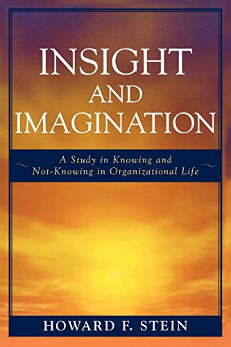 9780761837442: Insight and Imagination: A Study in Knowing and Not-Knowing in Organizational Life