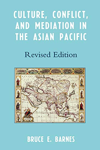9780761838388: Culture, Conflict, and Mediation in the Asian Pacific