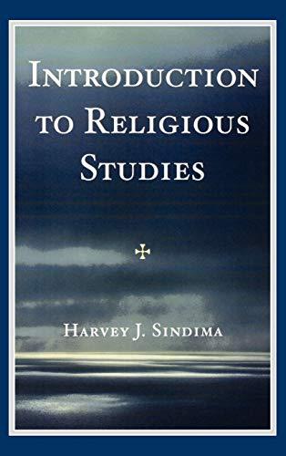 9780761847601: Introduction to Religious Studies