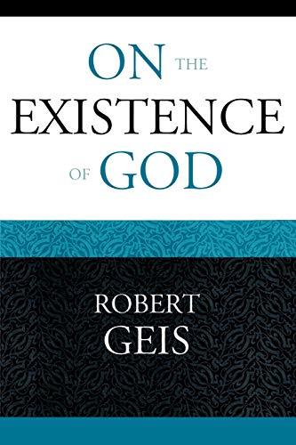 9780761849131: On the Existence of God