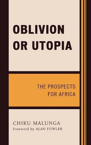 9780761849858: Oblivion or Utopia: The Prospects for Africa