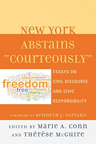 9780761858782: New York Abstains