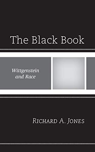 9780761861331: The Black Book: Wittgenstein and Race