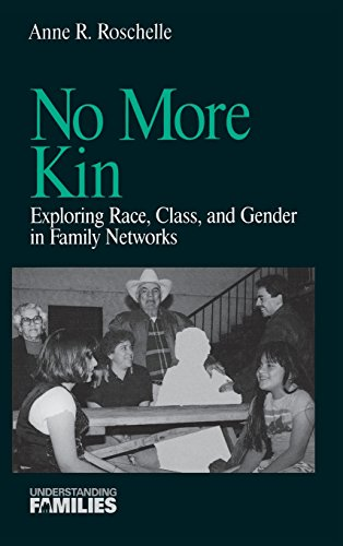 9780761901587: No More Kin: Exploring Race, Class, and Gender in Family Networks (Understanding Families series)