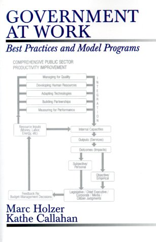 9780761902416: Government at Work: Best Practices and Model Programs