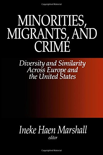 minorities in criminal justice Racial disparities in the criminal justice system peatedly addressed the possibility of racial discrimination in the criminal justice system minorities.