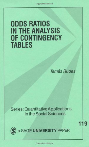 9780761903628: Odds Ratios in the Analysis of Contingency Tables (Quantitative Applications in the Social Sciences)