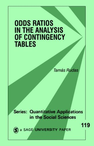 9780761903628: Odds Ratios in the Analysis of Contingency Tables (Quantitative Applications in the Social Sciences): 119